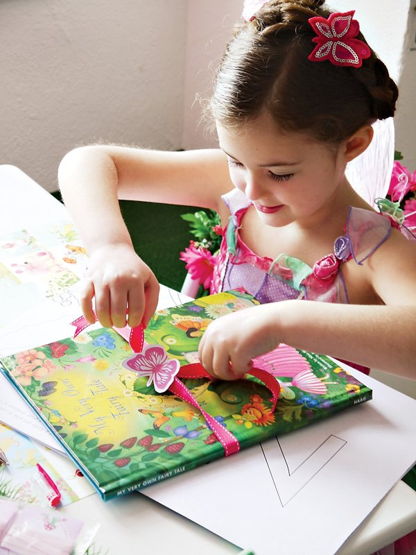 coloring book party activity
