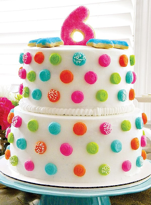cookie topper