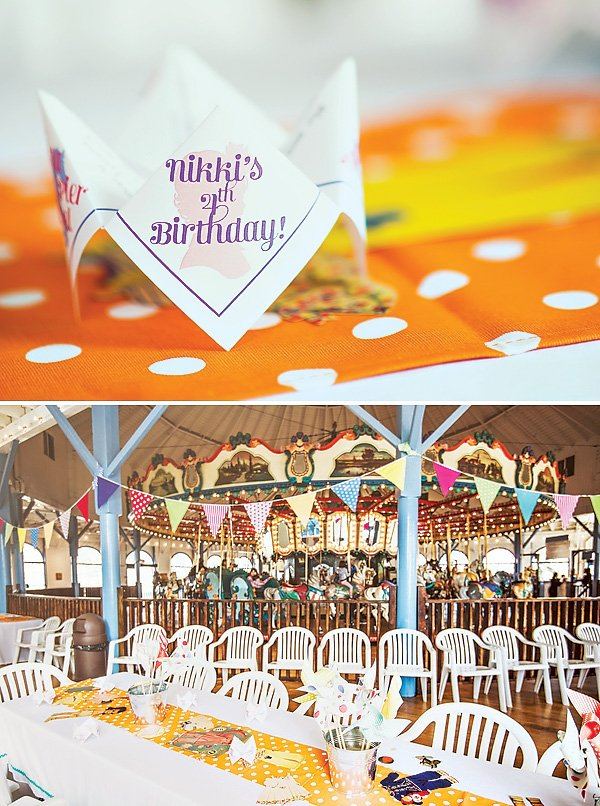 Darling Old Fashioned Babydoll Birthday Party // Hostess with the Mostess®