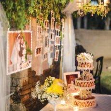 Daisy & Lemon inspired Anniversary Party