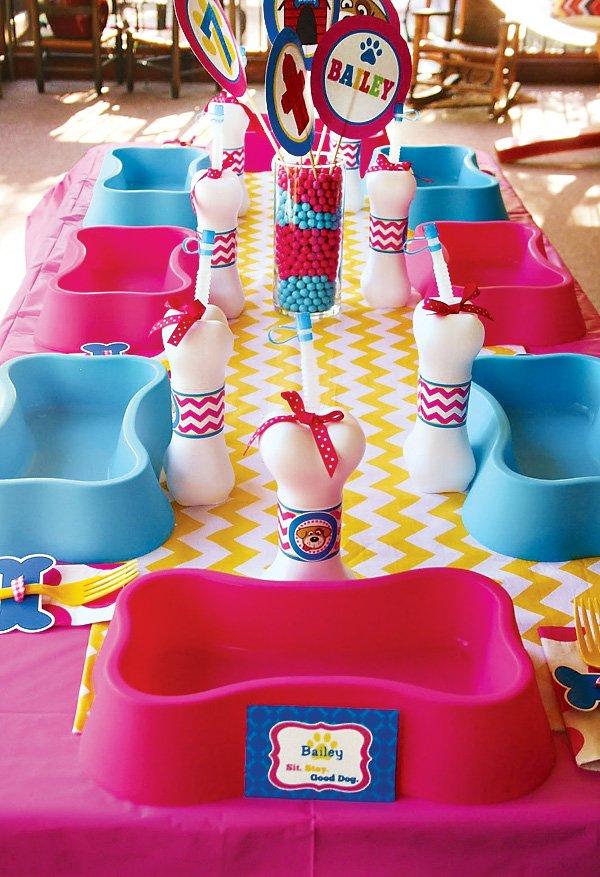 Playful Doggy Party Ideas S