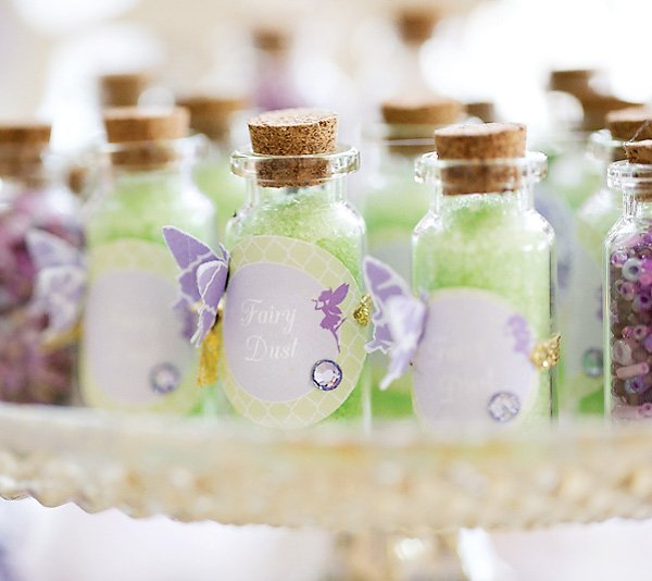 fairy dust bottles