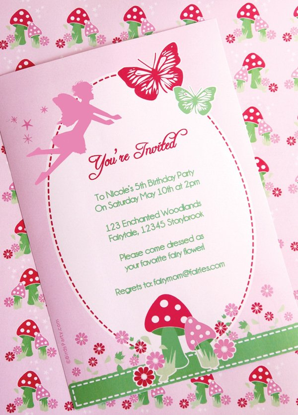 Pink Pixie Fairytale Birthday Party // Hostess with the Mostess®