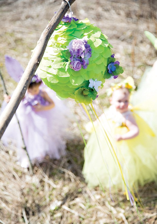 fairy flower pinata