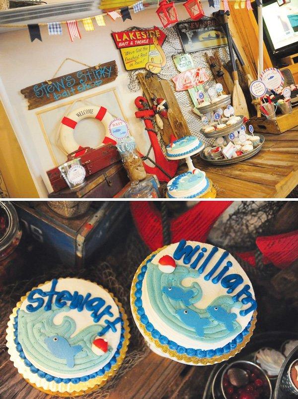 Bait & Tackle Shop Dessert Buffet