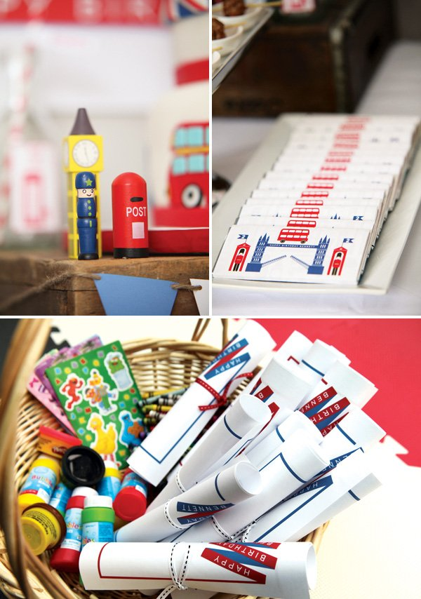 British themed 2nd birthday