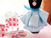Princess dress-up birthday party