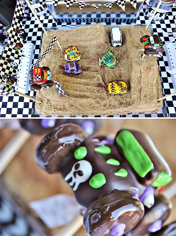 monsterjam desserts