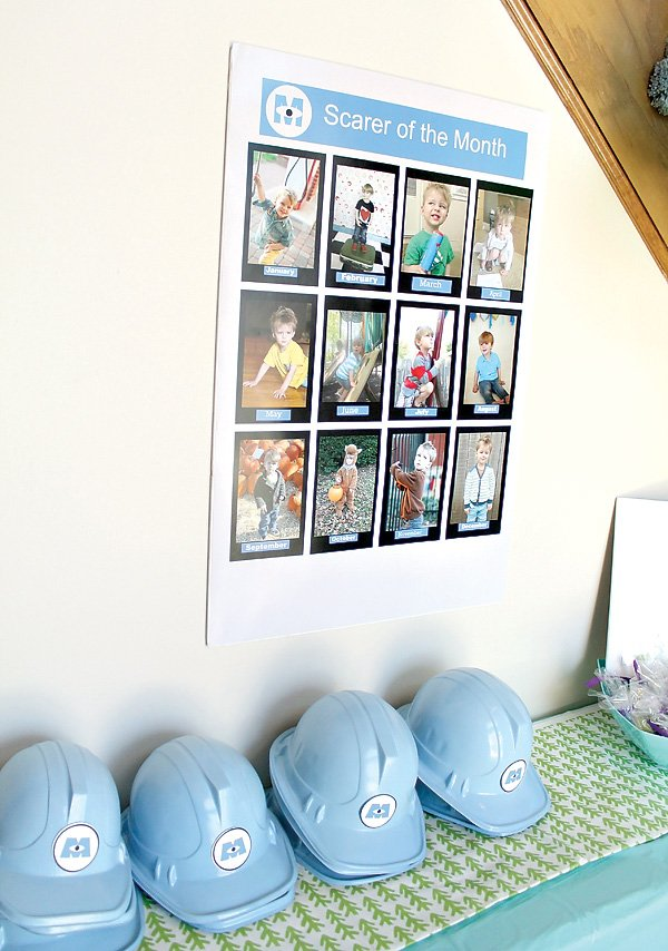 Monsters Inc  Themed Birthday Party // Hostess with the Mostess®