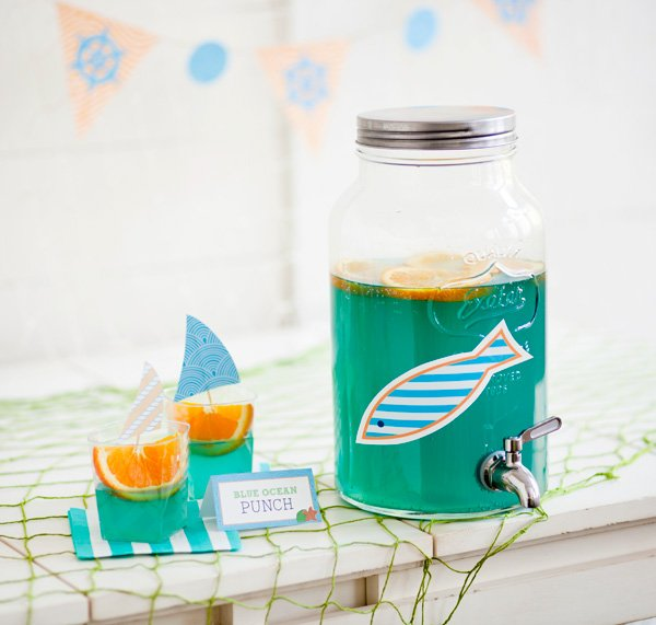 ocean punch drink recipe