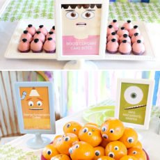 monsters inc. party food
