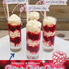 patriotic parfait recipe