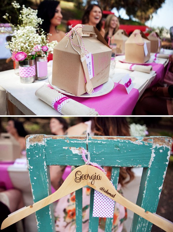 personalized bridesmaid hangers