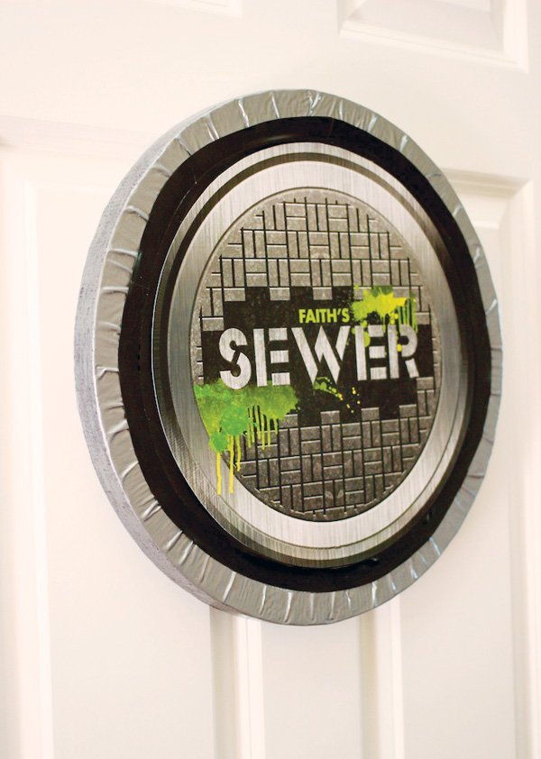 sewer covers