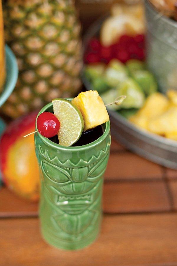 Tiki Bar Cocktail Party