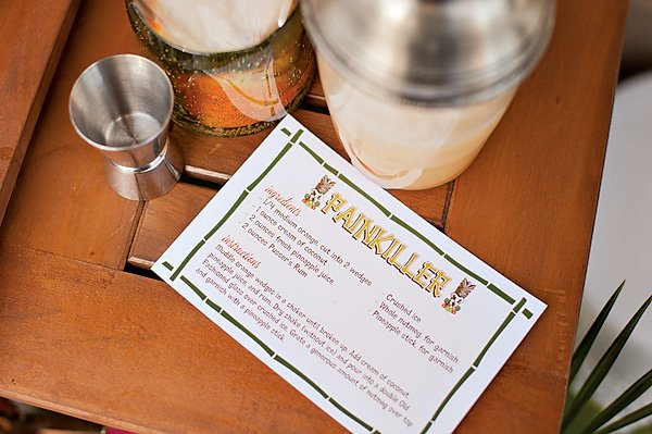 Tiki Party Drink Ideas