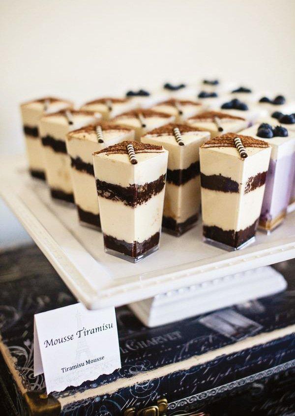 tiramisu desserts