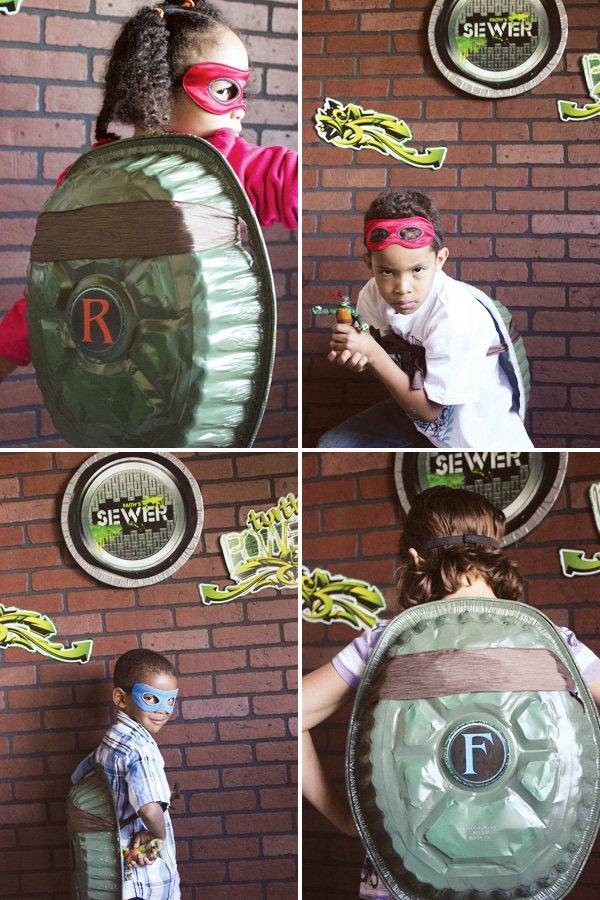 teenage mutant ninja turtles backdrop