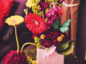 Whimiscal Flower Arrangement