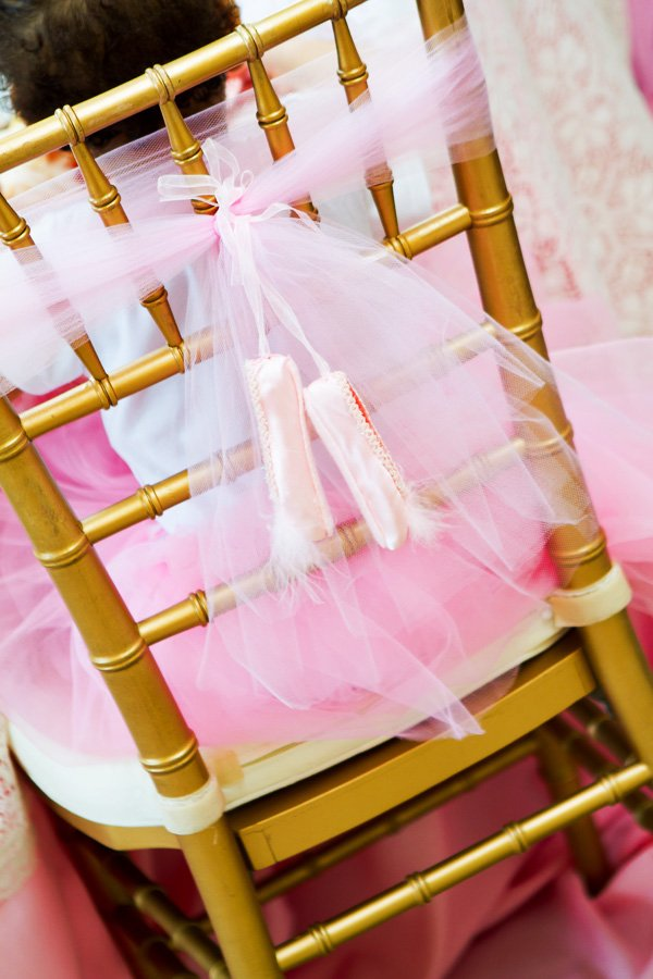 ballet slipper chair back