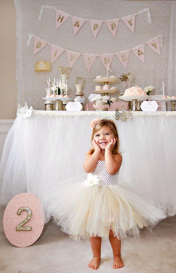 Birthday Princess Party