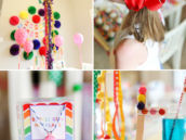 Bubblegum Themed Birthday Party Ideas