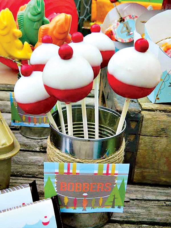Cake Pop Bobbers