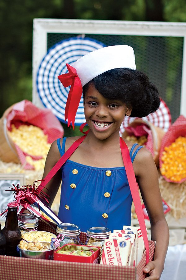 cracker jack theme party