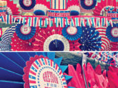 Patriotic President Birthday Party