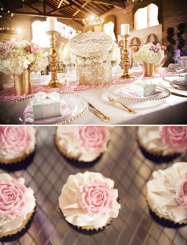 french baby shower party ideas