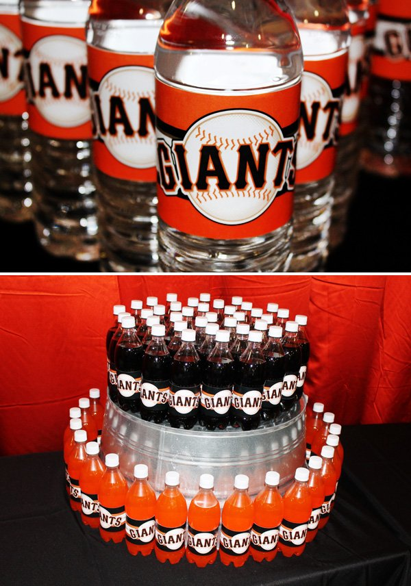 Giants Cake Th Birthday