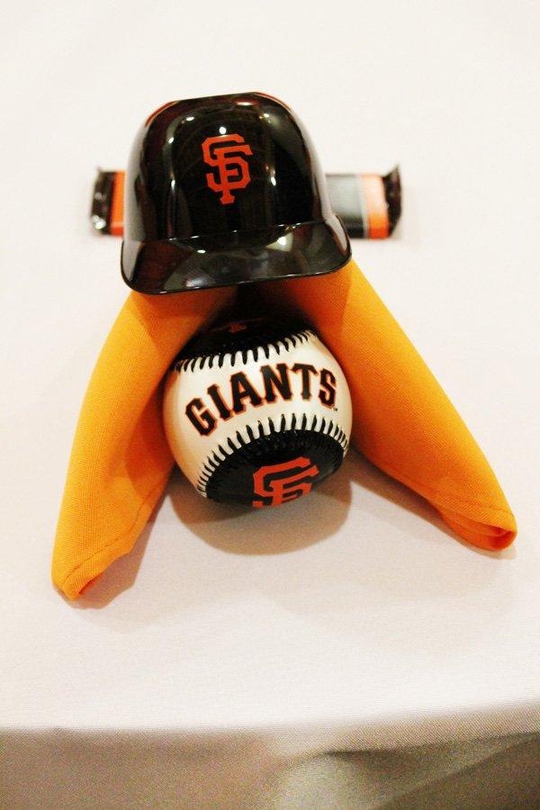 Baseball Tablescape Ideas