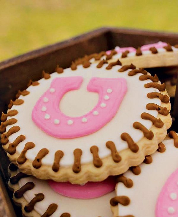horseshoe cookies