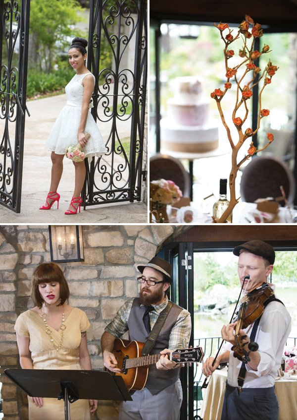 Bridal shower music