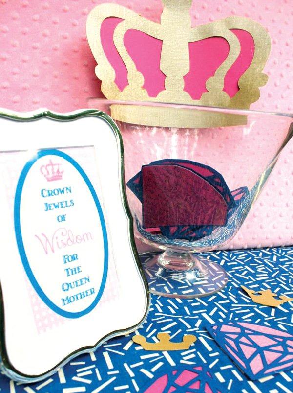 Jewel Wishing Cards