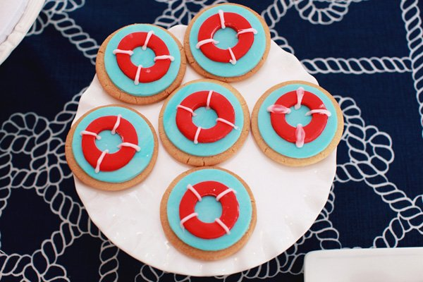 Lifesaver Cookies
