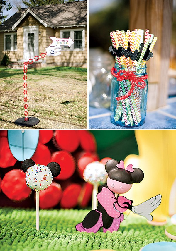 mickey and minnie cake pops