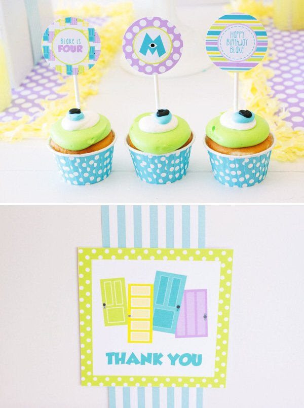 Playful Monsters University Themed Party // Hostess with the Mostess®