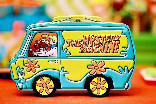 Mystery Machine Lunchbox