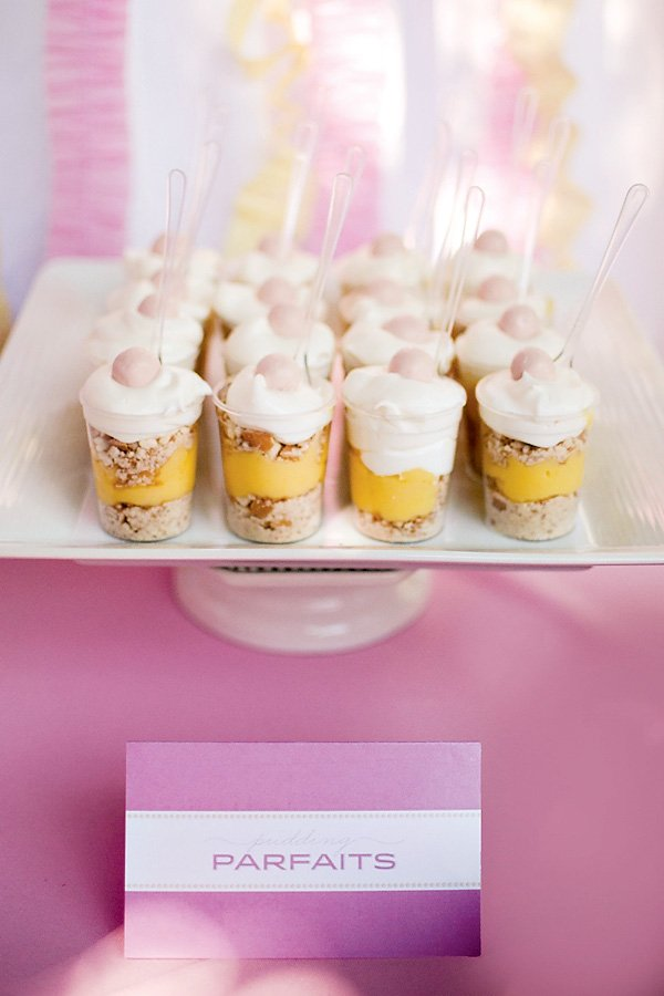 pink yellow twin girls baby shower hostess with the mostess
