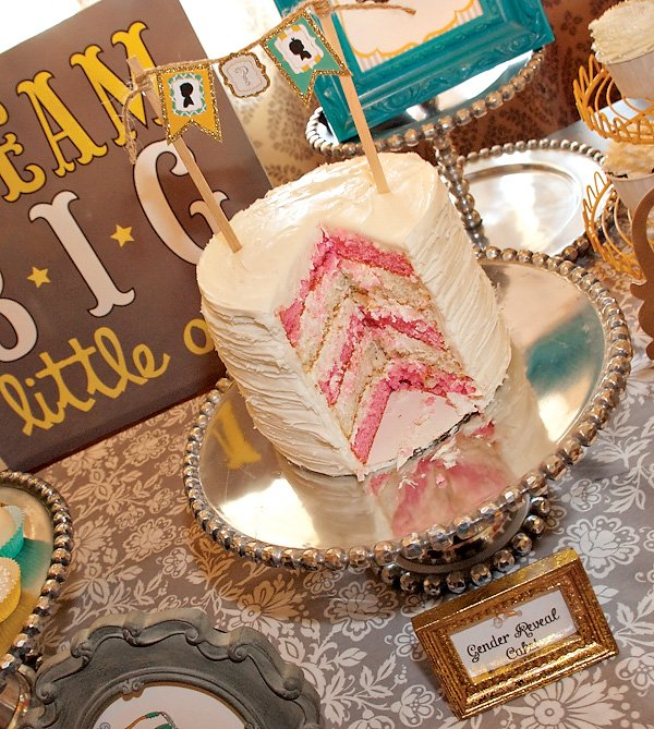 Baby Shower Decorations Manchester ~ Tricycle inspired gender reveal party hostess with the