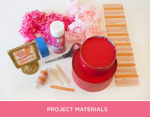 popsicle stick craft project materials