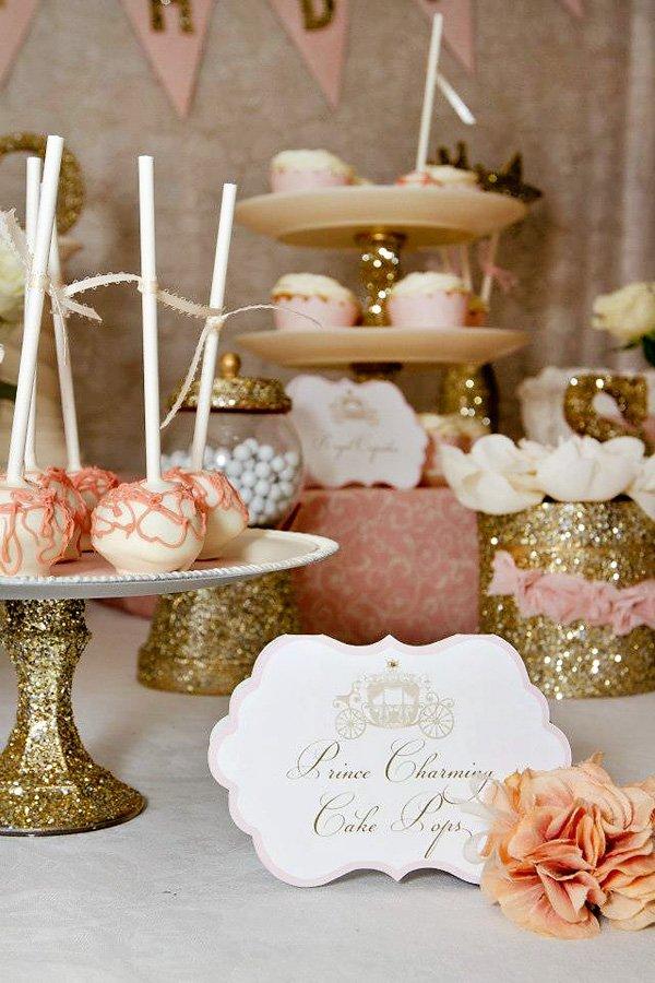 Prince Charming Cake Pops