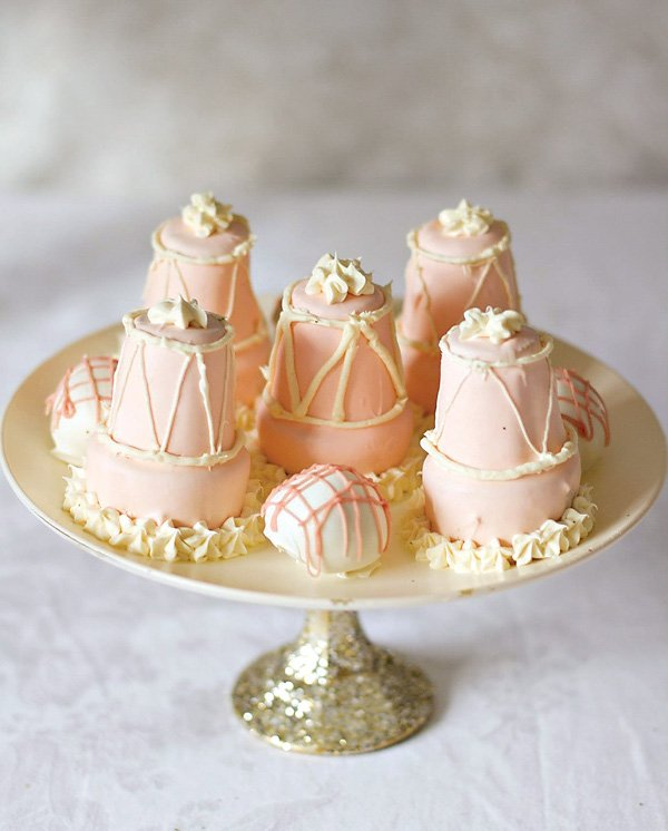 Princess Party Desserts