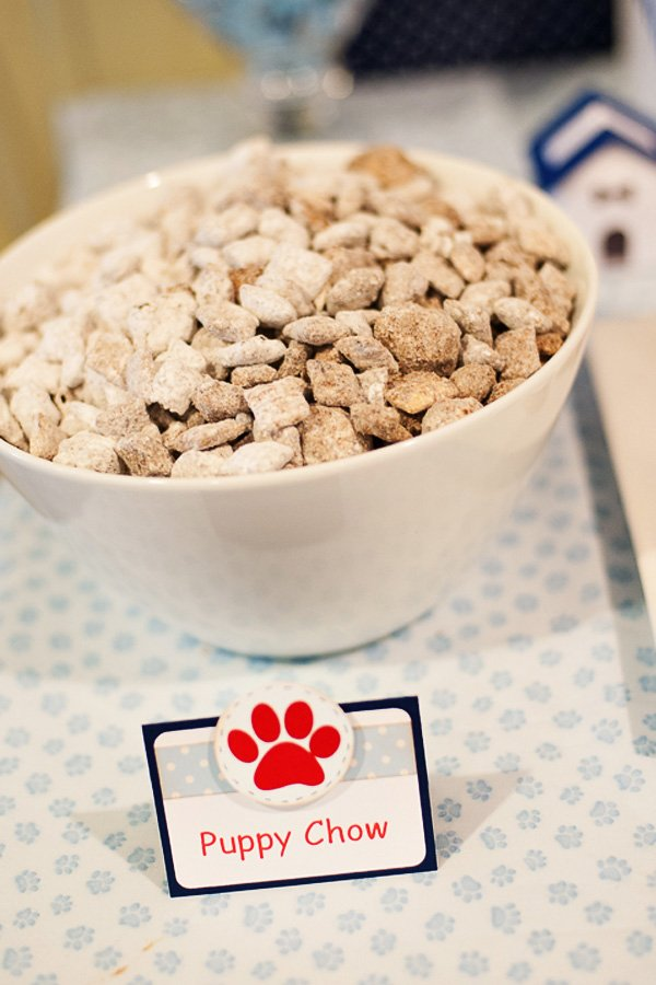 """Puppy Chow"" Party Food"