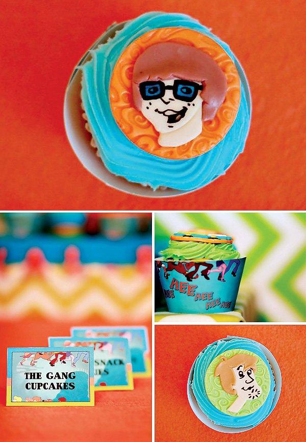 Scooby Doo Desserts