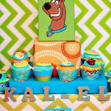 Scooby Doo Themed Birthday Party