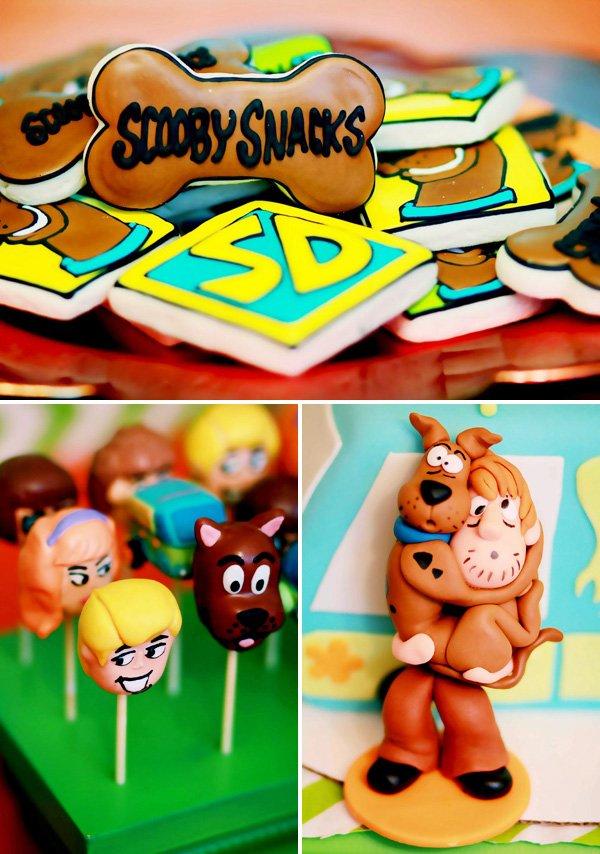 """Scooby Snack"" Sugar Cookies"
