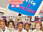 """Pick A Patient"" stuffed animal activity"