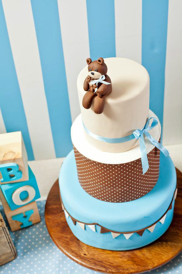 Adorable Teddy Bear Baby Shower Hostess With The Mostess